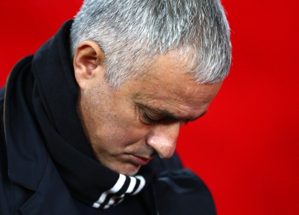 Mourinho bit the dust for his reluctance to adapt. (Photo by Dan Istitene/Getty Images)