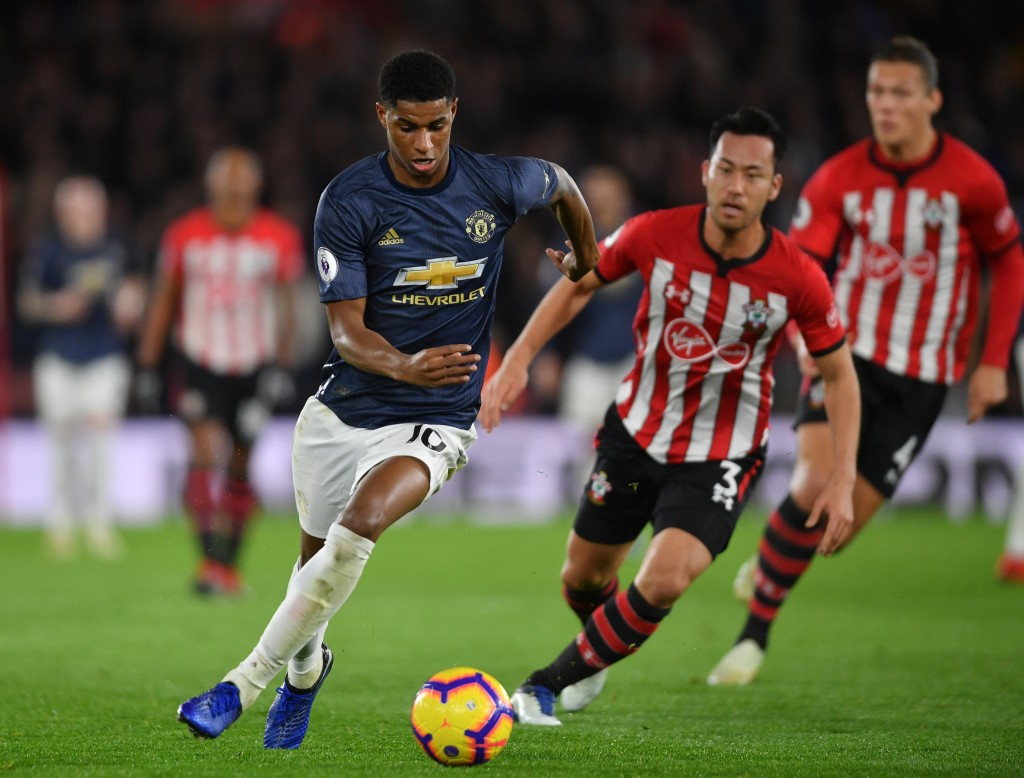 Rashford impressed (Photo by Mike Hewitt/Getty Images)