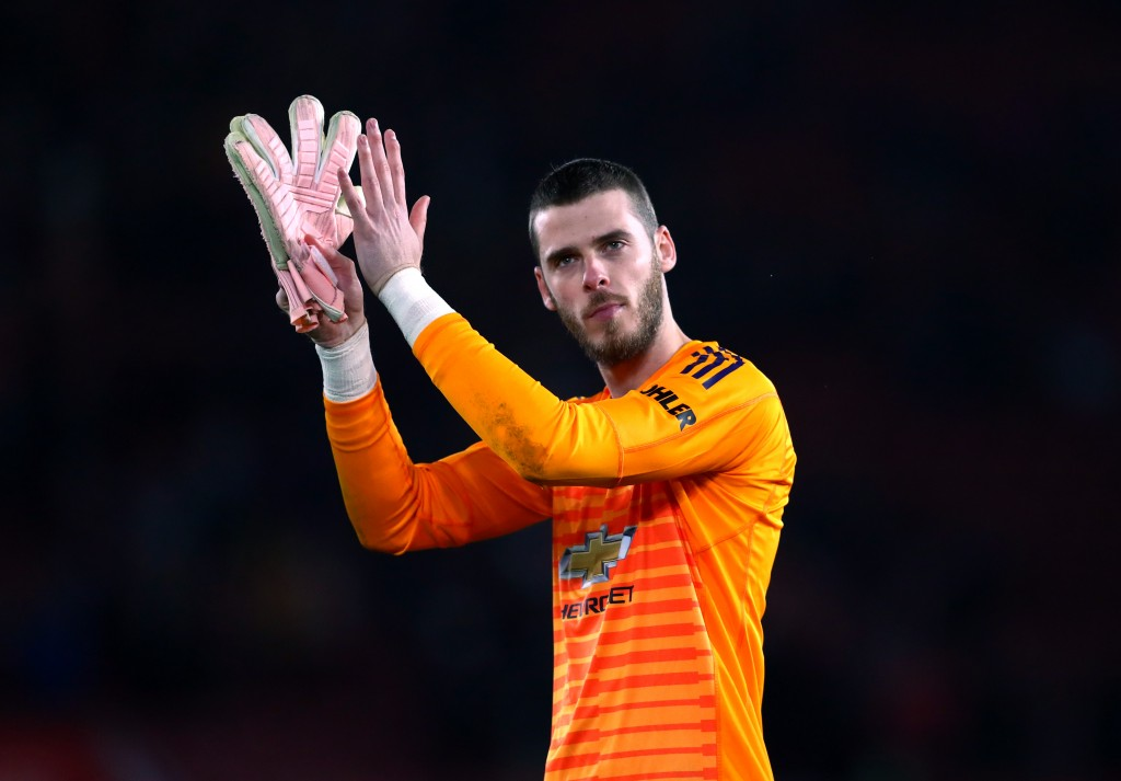 Will De Gea sign a new deal with Manchester United? (Photo by Dan Istitene/Getty Images)