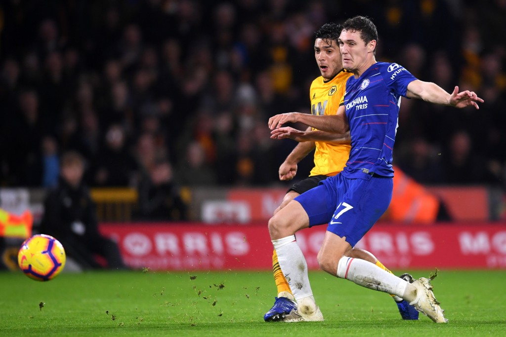 Christensen on his way out? (Photo by Laurence Griffiths/Getty Images)