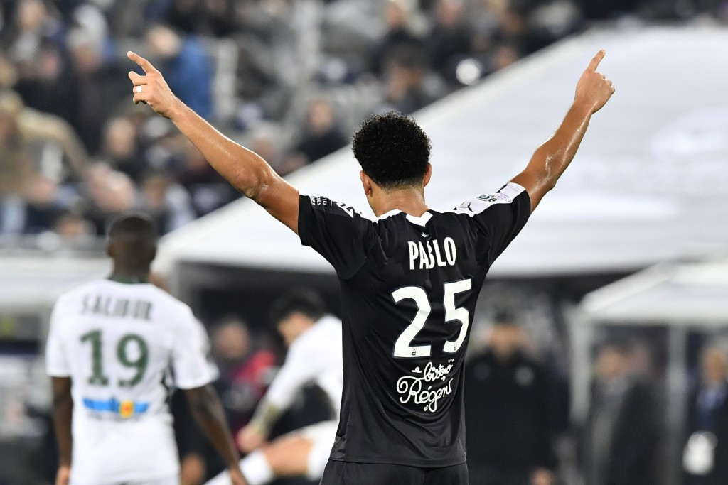 Is Pablo the solution for Manchester United? (Picture Courtesy - AFP/Getty Images)