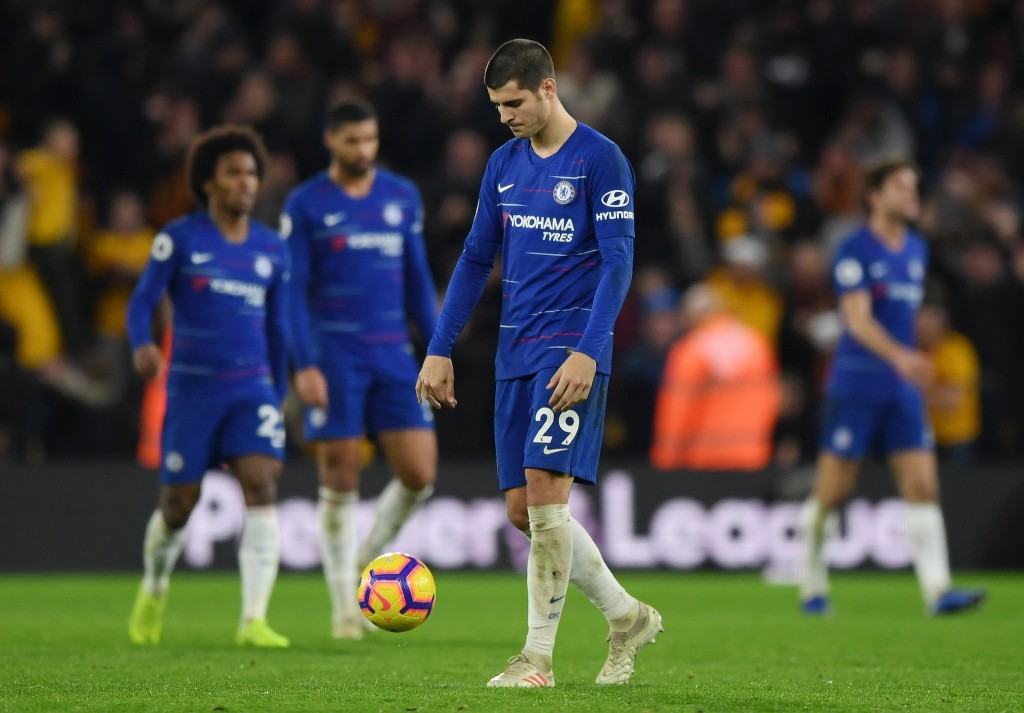 Chelsea are in desperate need to overturn their poor run of form. (Photo by Shaun Botterill/Getty Images)