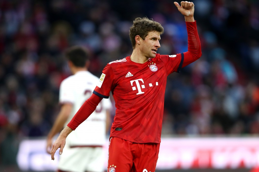 Set to make his 300th Bundesliga appearance (Photo by Alex Grimm/Bongarts/Getty Images)