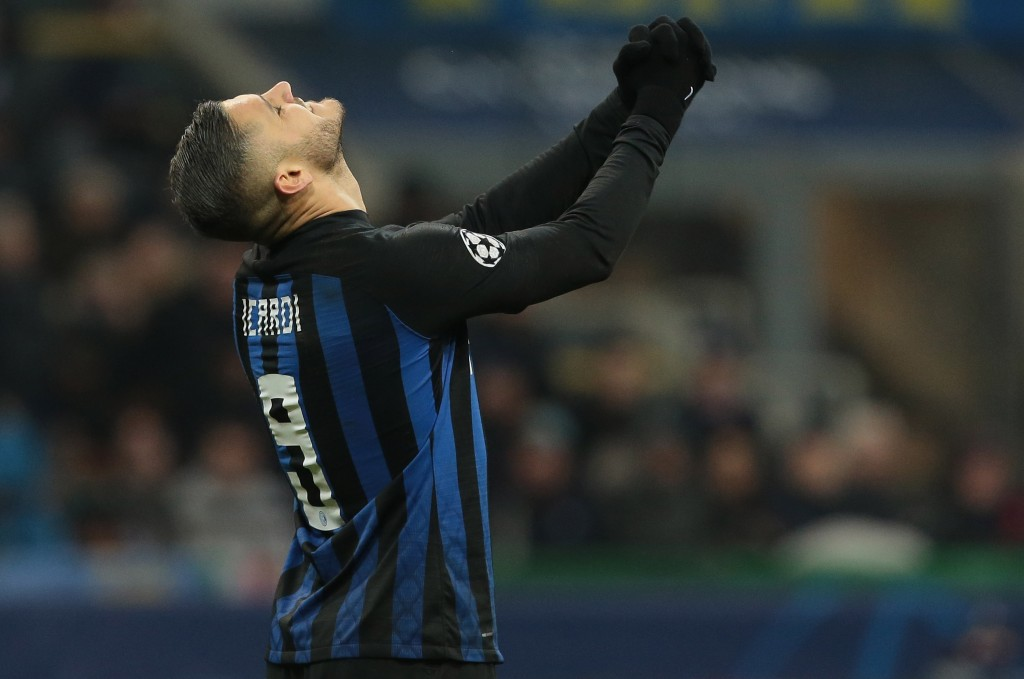 Will Icardi call it quits at Inter? (Photo by Emilio Andreoli/Getty Images)