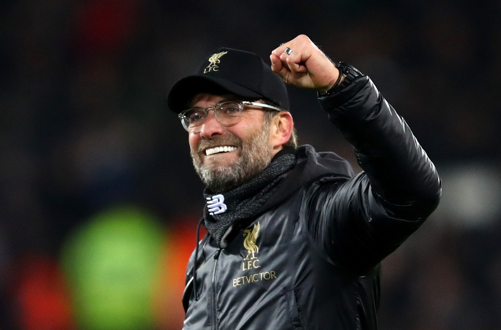 Jurgen Klopp and his men came into the season with a habit of winning games by the bucketloads. (Photo by Clive Brunskill/Getty Images)