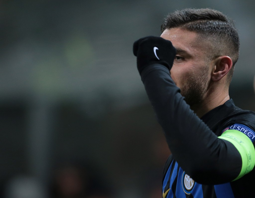 Committed to Inter Milan. (Photo by Emilio Andreoli/Getty Images)