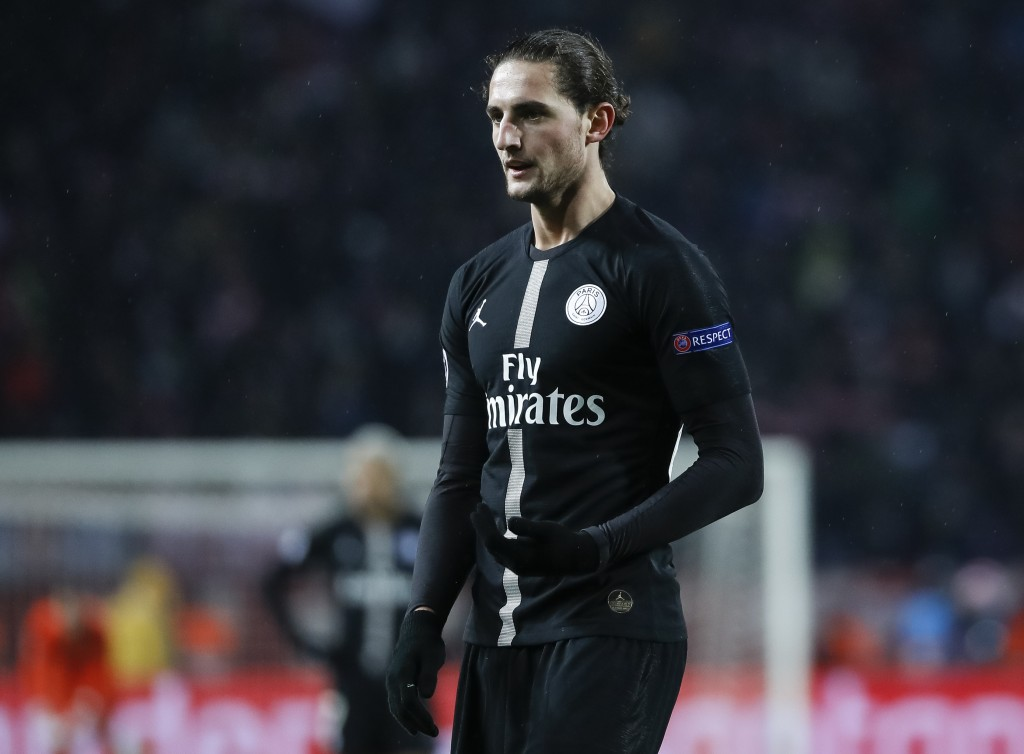 Agent Provides Update on Adrien Rabiot Future Amid Barcelona Interest & Liverpool 'Meetings'