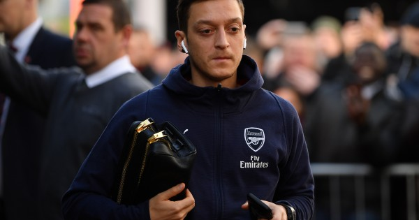 Set to be on his way out of the Emirates? (Photo by Dan Mullan/Getty Images)