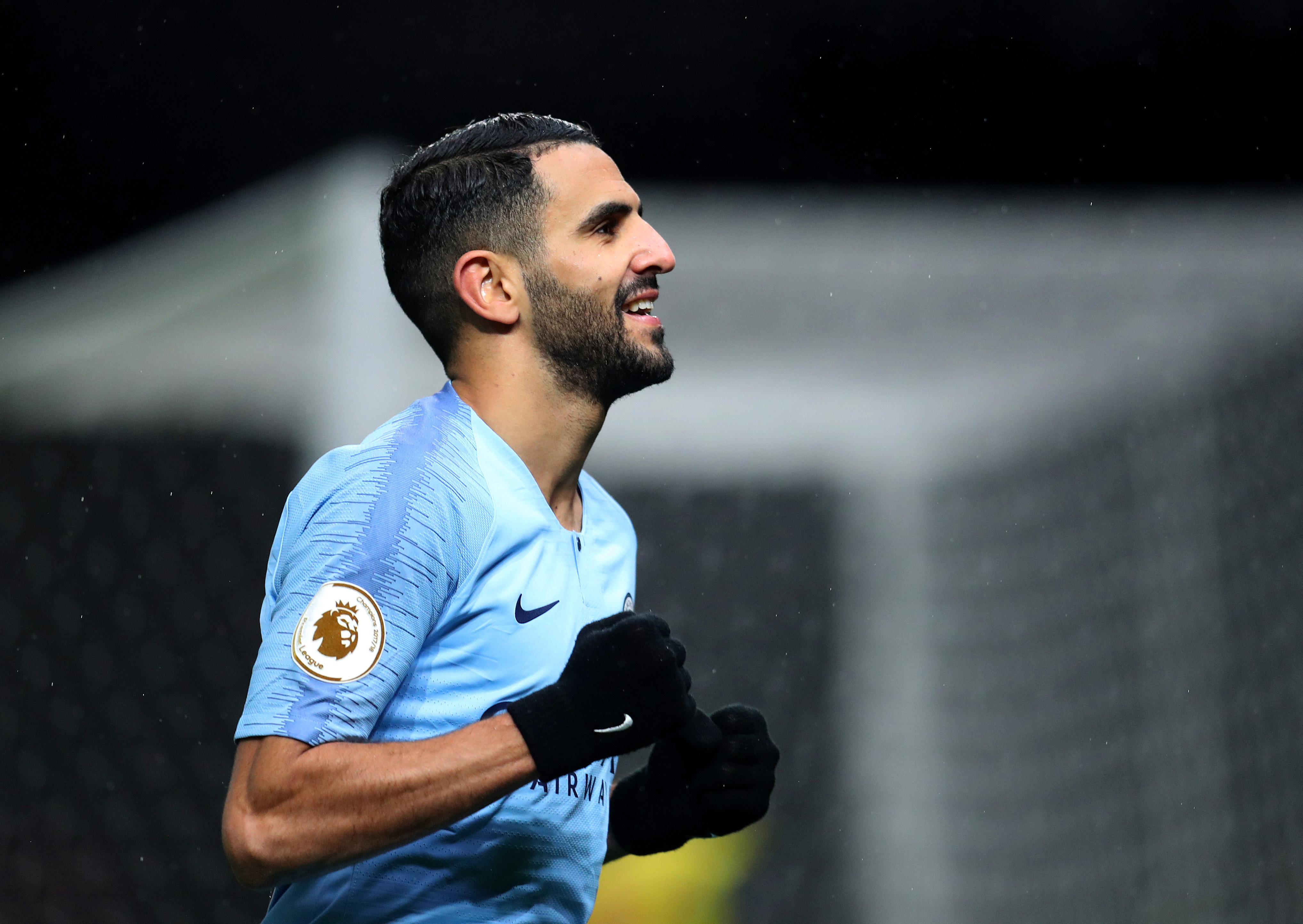 Mahrez will be raring to go after his hat-trick last week (Photo by Catherine Ivill/Getty Images)