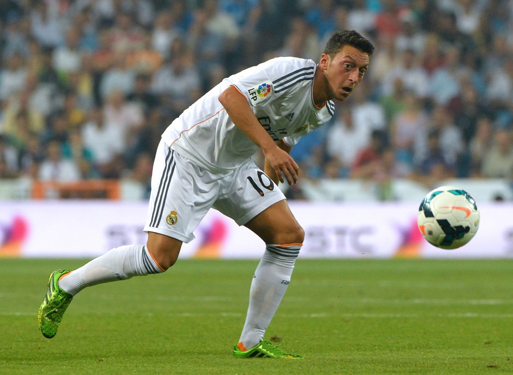 Could Ozil be back in the whites of Real Madrid soon? (Photo courtesy Gerard Julien/AFP/Getty Images)