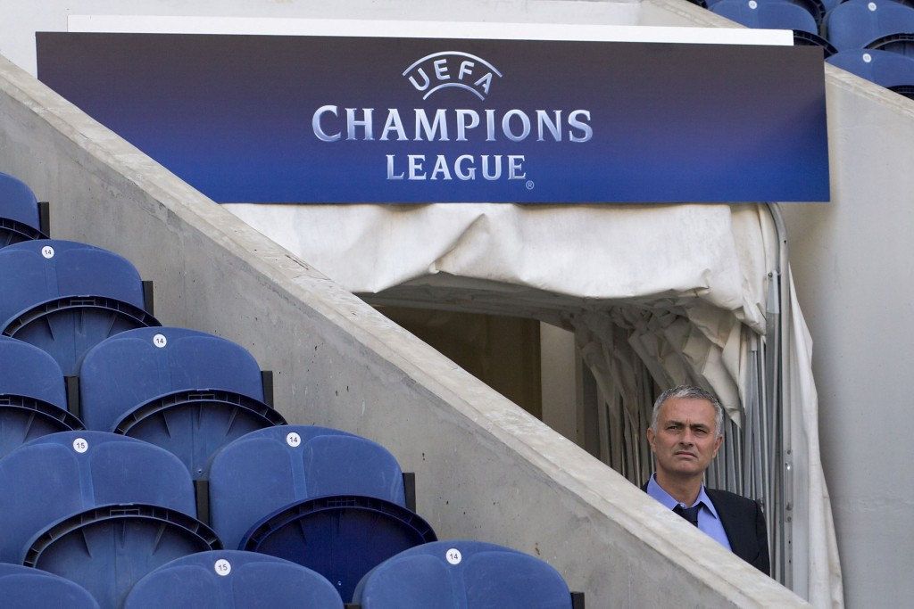 One of the few managers who can boast of two Champions League triumphs. (Photo by Gonzalo Arroyo Moreno/Getty Images)