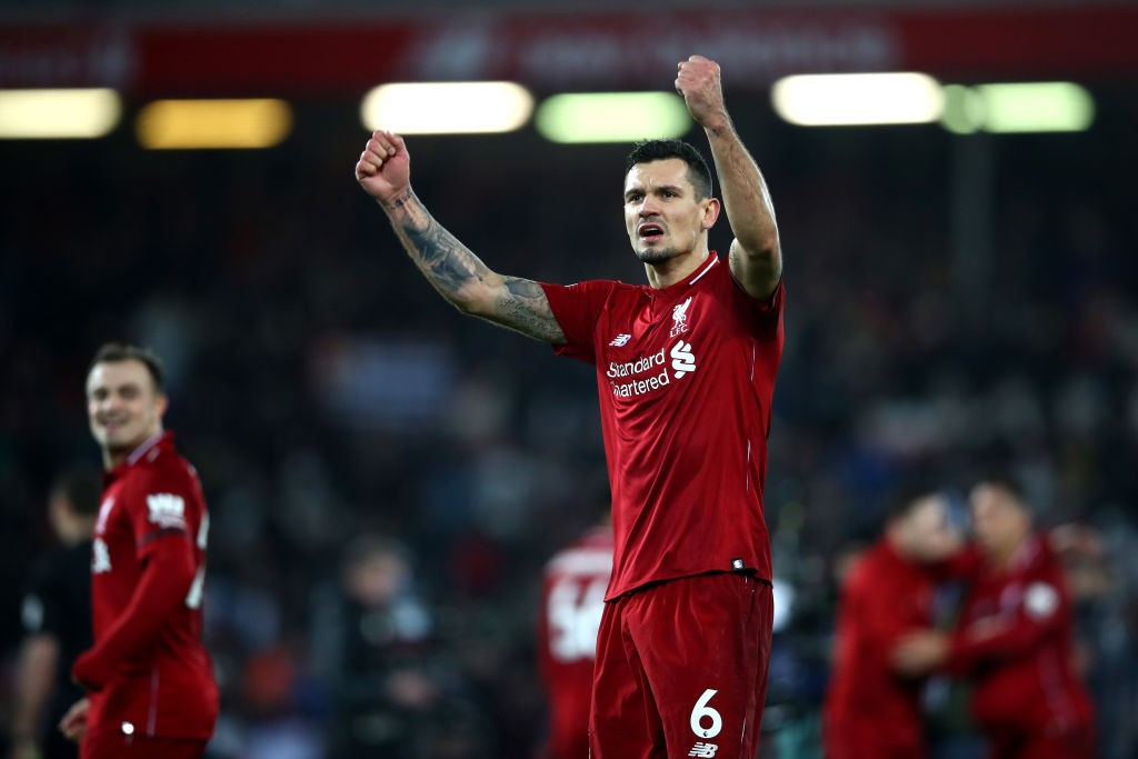 Lovren to stay at Anfield or depart for Serie-A? (Photo courtesy: AFP/Getty)