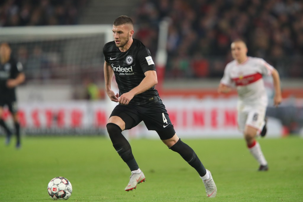 Rebic interested in moving to the Premier League (Photo by Alexander Hassenstein/Bongarts/Getty Images)