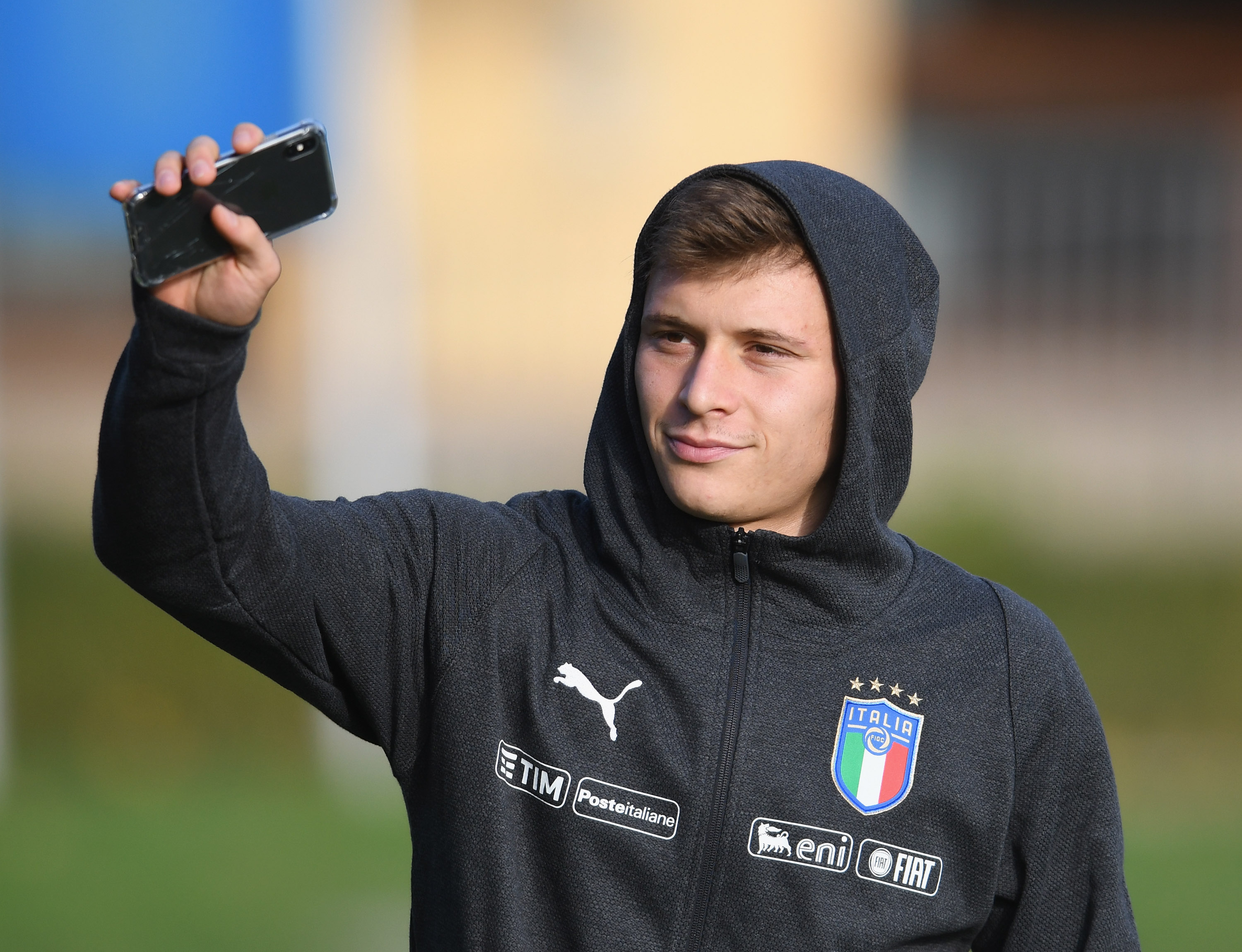 Barella is a man in demand in the Premier League (Photo by Claudio Villa/Getty Images)