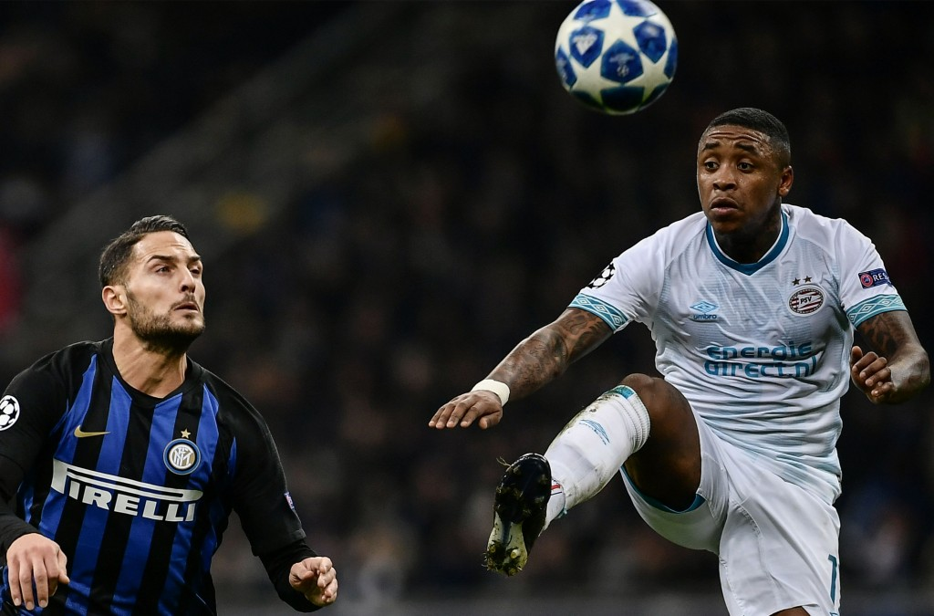 Inter To Meet With PSV Over Bergwijn
