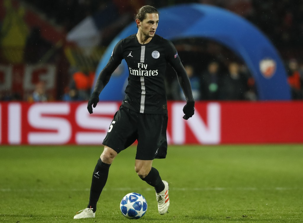 Will it be Chelsea or Barcelona for Rabiot? (Photo by Srdjan Stevanovic/Getty Images)
