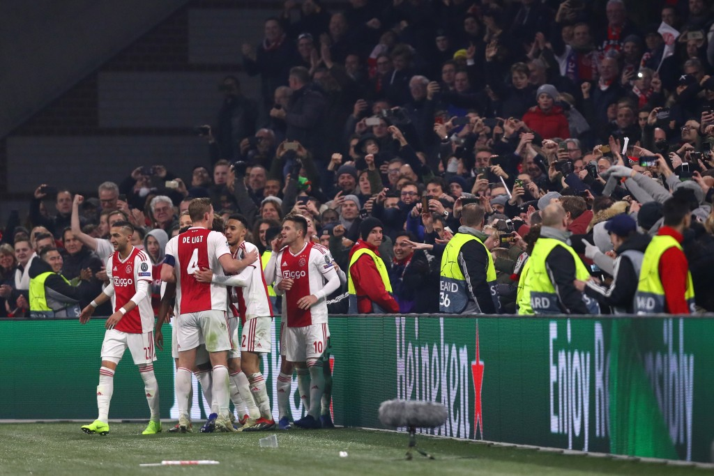 Will the glory days return to Ajax soon? (Photo by Dean Mouhtaropoulos/Getty Images)
