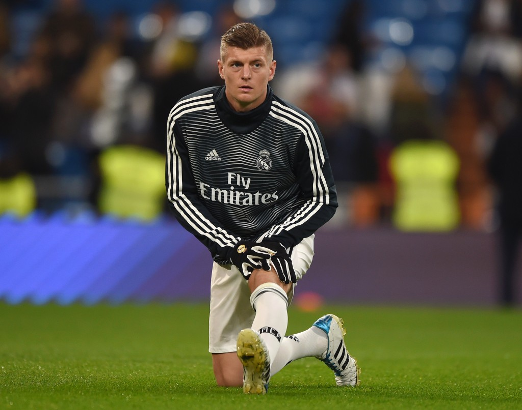 Has Kroos reached his stagnation point at Real Madrid? (Photo by Denis Doyle/Getty Images)