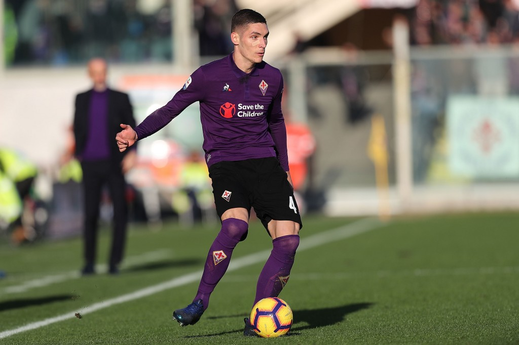 Staying put at Fiorentina. (Photo by Gabriele Maltinti/Getty Images)