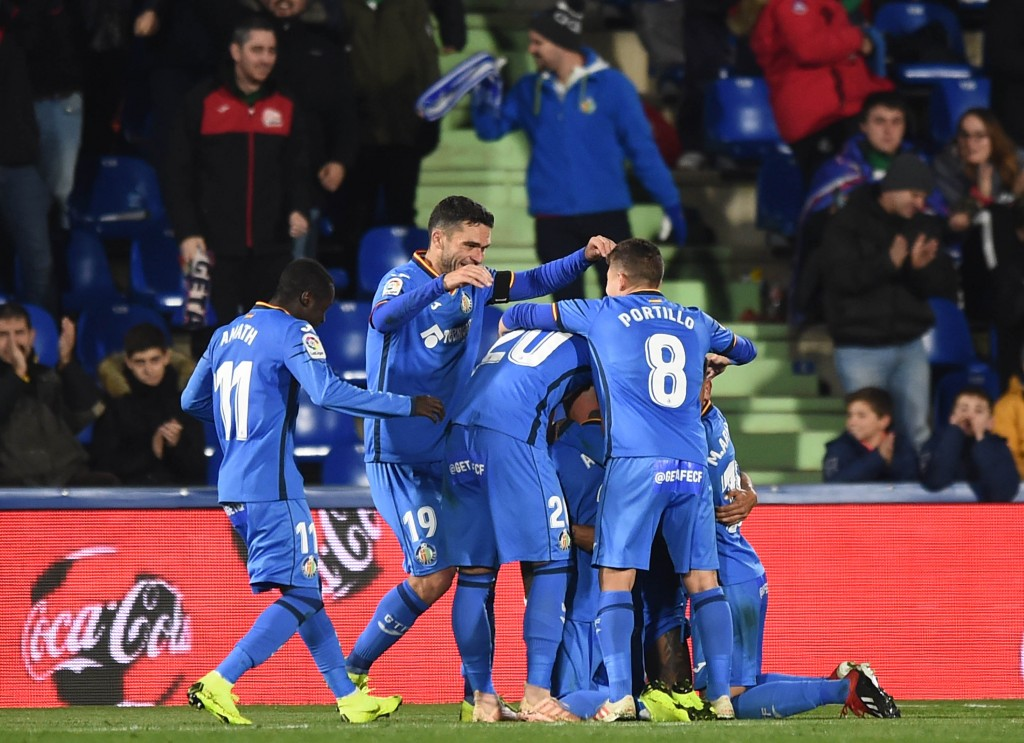 Getafe have been on a solid run of form lately. (Photo by Denis Doyle/Getty Images)