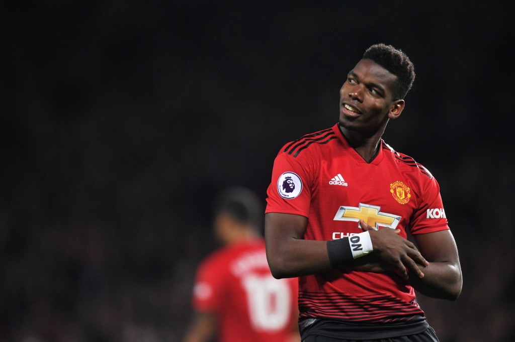 Man Utd attacker Lingard: This is the Pogba I used to know