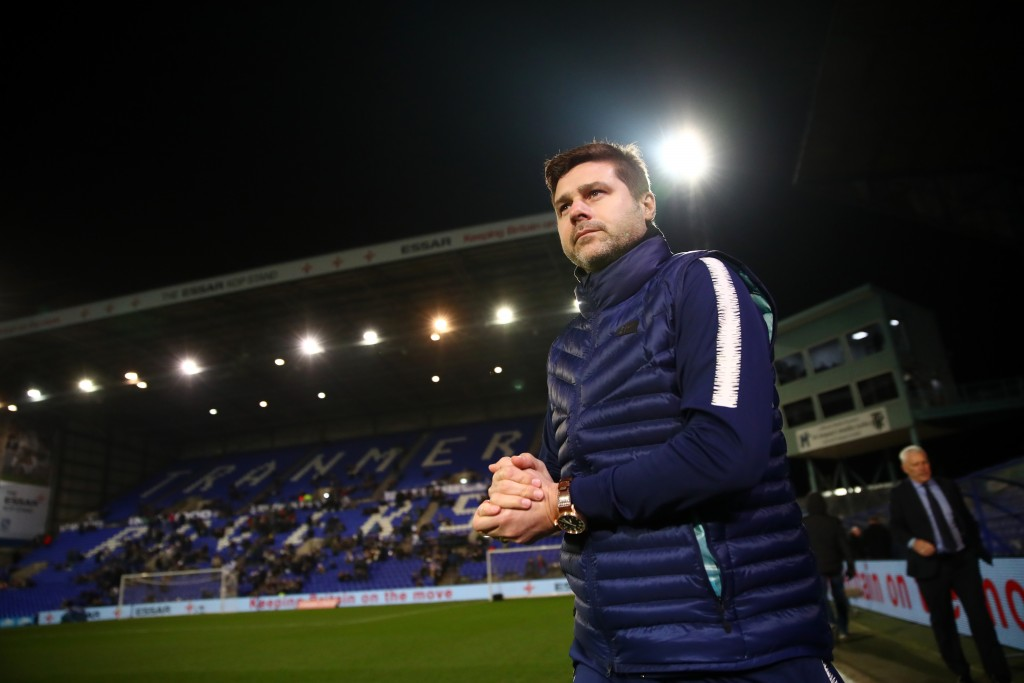 Poaching Pochettino from Tottenham could be a tall order for Manchester United. (Photo by Clive Brunskill/Getty Images)