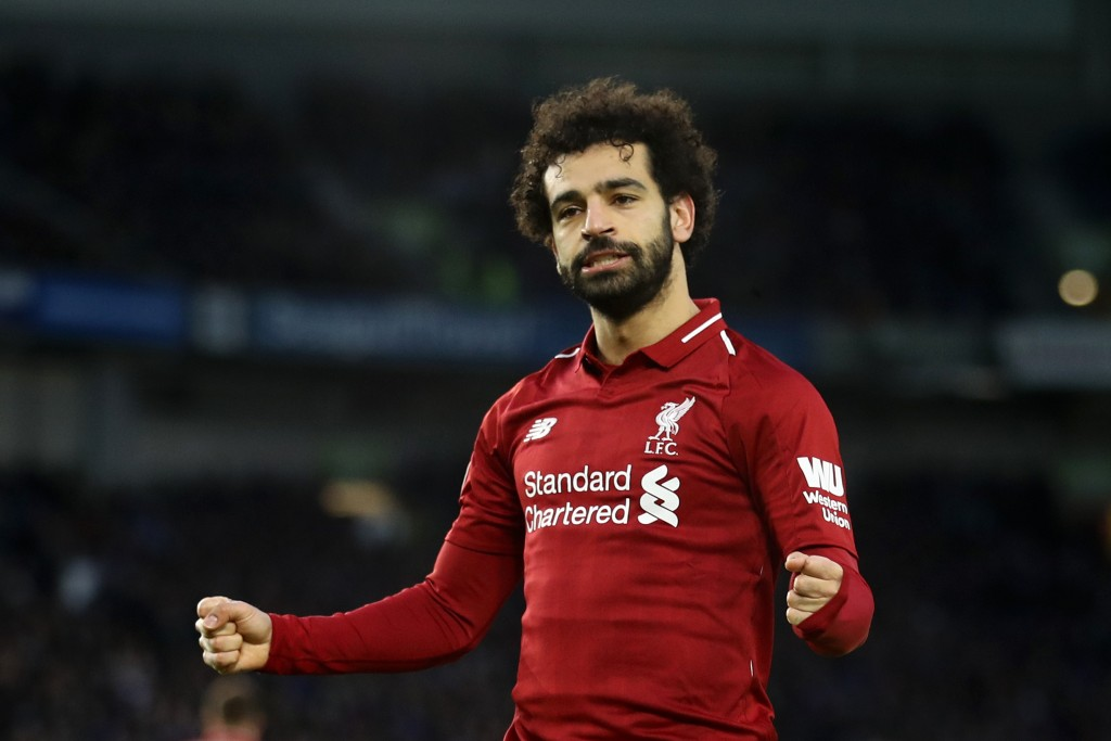 Golden Boot in sight for Salah (Photo by Bryn Lennon/Getty Images)