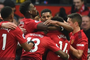 Manchester United 2-1 Brighton & Hove Albion: Solskjaer's men made to work hard for three points [Tweets]