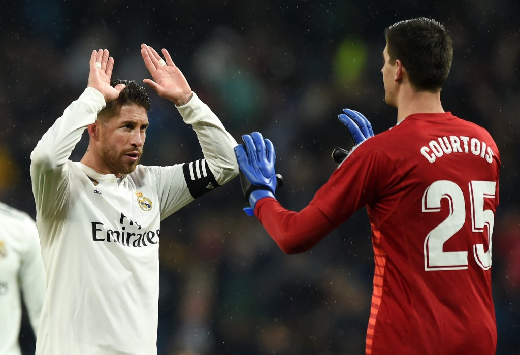 Ramos impresses on return (Photo by Denis Doyle/Getty Images)