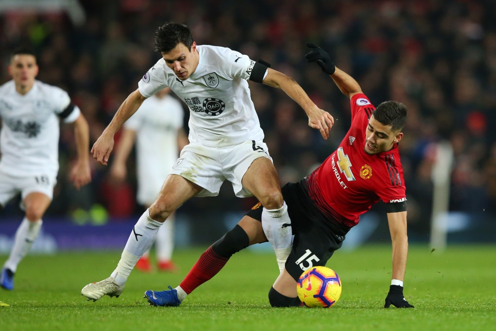 Pereira's slip-up proved costly for United (Photo by Alex Livesey/Getty Images)