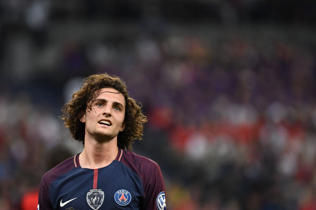 PSG Midfielder Adrien Rabiot Could Replace Ander Herrera At Old Trafford