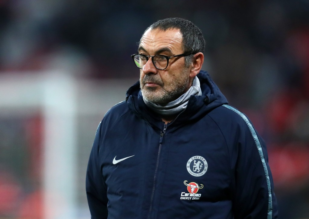 Will Sarri return to Italy next season? (Photo by Catherine Ivill/Getty Images)