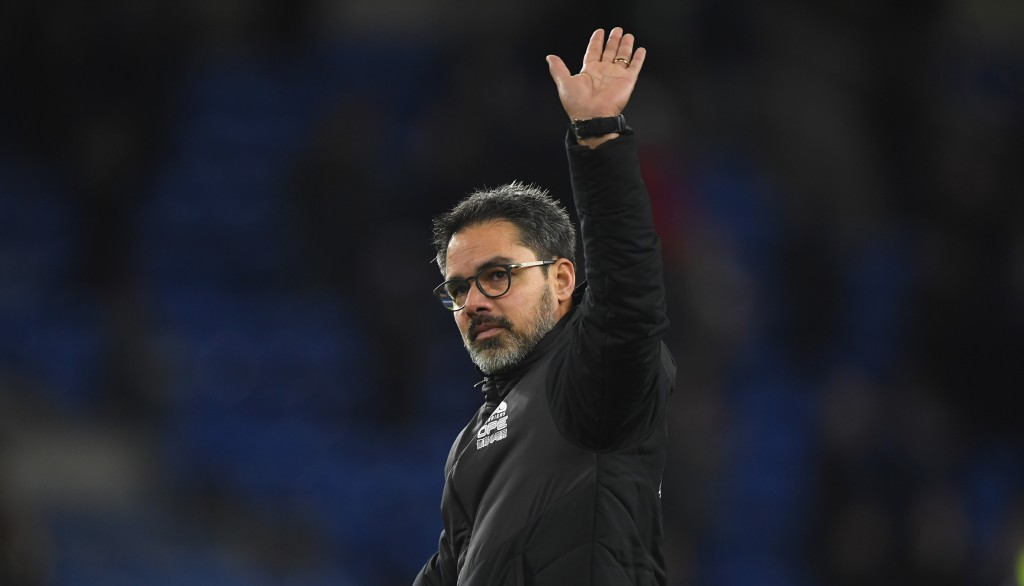 Wagner bid goodbye to Huddersfield last month. (Photo by Stu Forster/Getty Images)