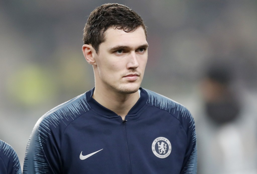 Andreas Christensen is suspended for Chelsea's Carabao Cup third round fixture against Barnsley. (Photo by Laszlo Szirtesi/Getty Images)