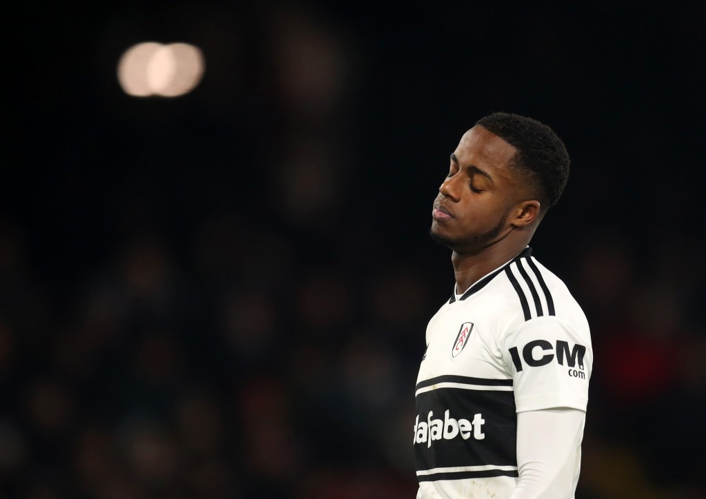 Not loving the football and the bench life at Fulham. (Picture Courtesy - AFP/Getty Images)