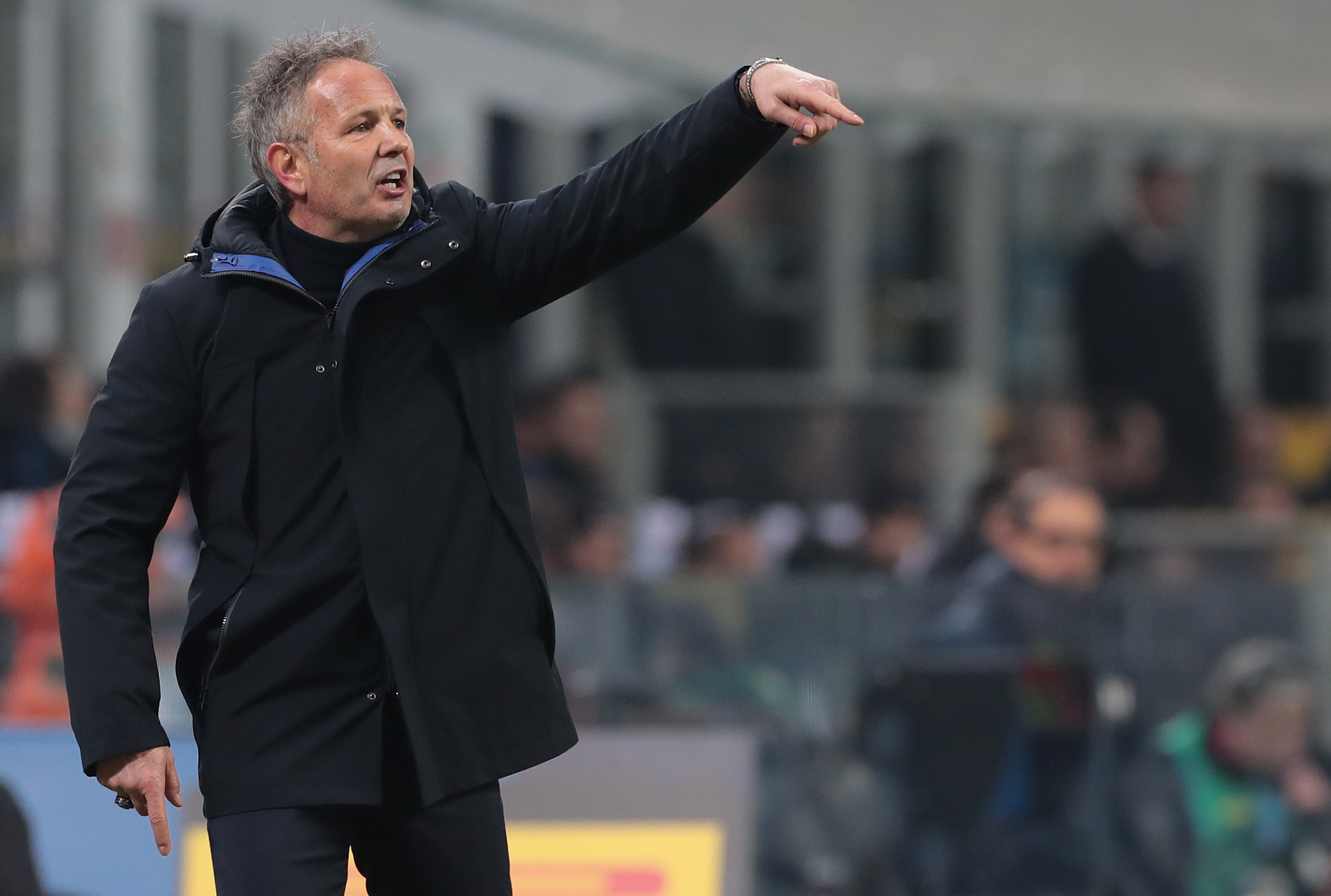 Sinisa Mihajlovic will be looking for a win against his former employers (Photo by Emilio Andreoli/Getty Images)