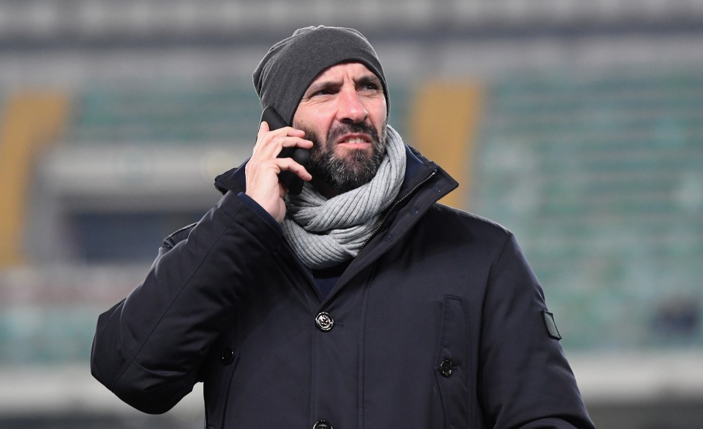 Has the transfer guru answered Arsenal's call? (Photo by Alessandro Sabattini/Getty Images)