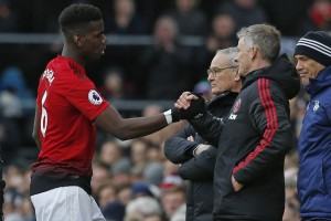 Fulham 0-3 Manchester United: Pogba at the double as Red Devils move into fourth place [Tweets]