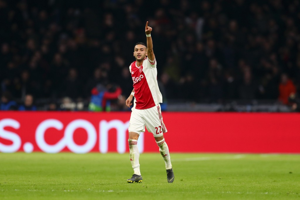 On Chelsea's radar (Photo by Lars Baron/Getty Images)