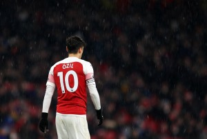 The White Elephant tied at the mouth of the Cannon. Why is Ozil no more the 'Ozil' we need?