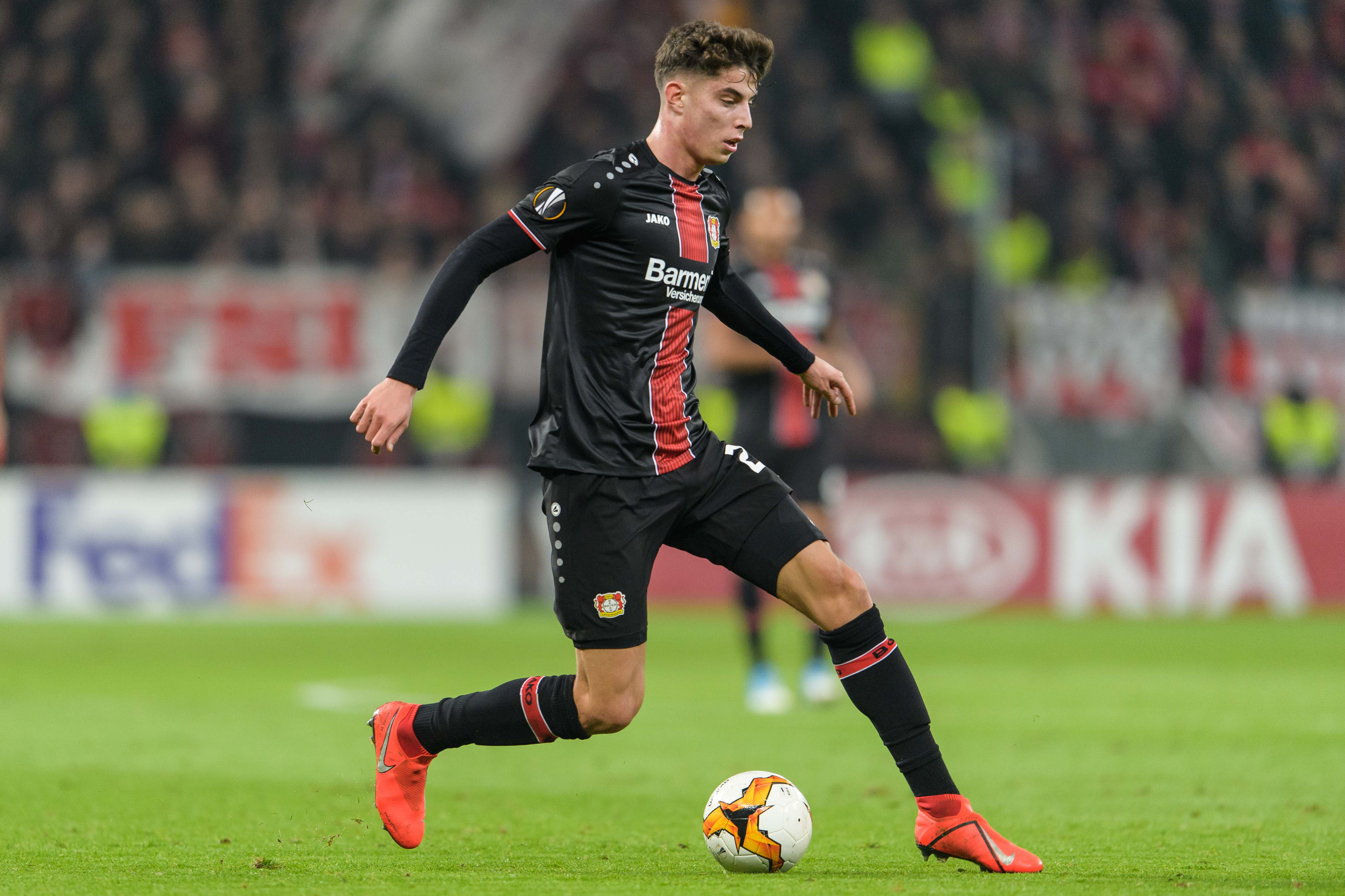 Havertz wants to join Chelsea (Photo by Jörg Schüler/Getty Images)