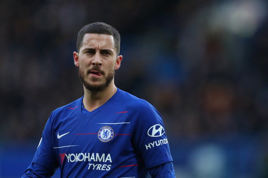New contract for Hazard? (Photo by Catherine Ivill/Getty Images)