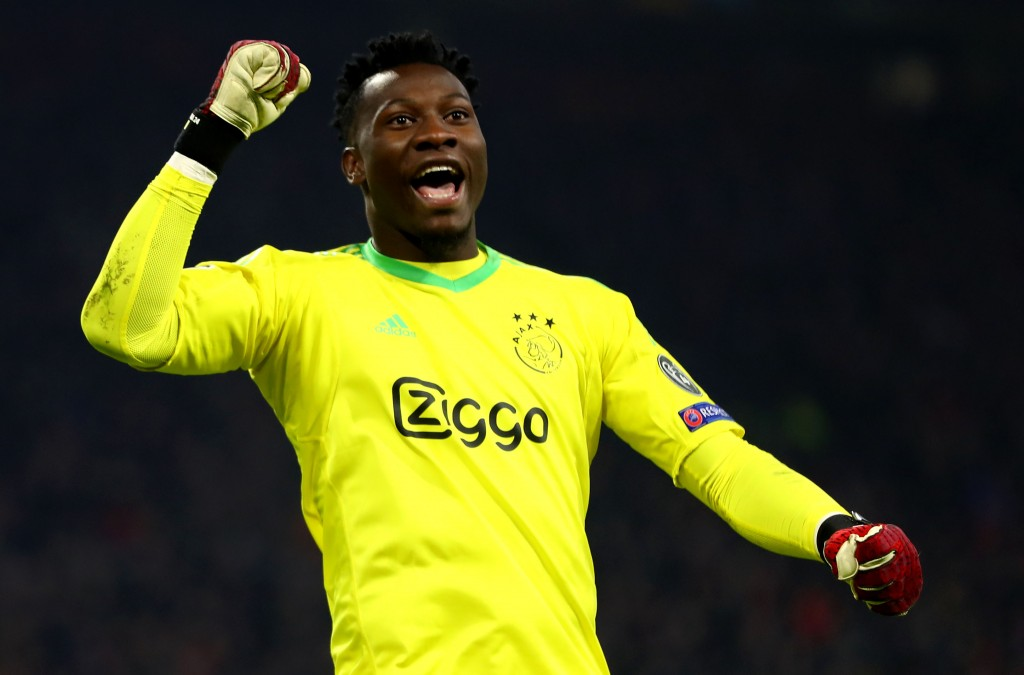 Will Arsenal make a move for Onana? (Photo by Lars Baron/Getty Images)