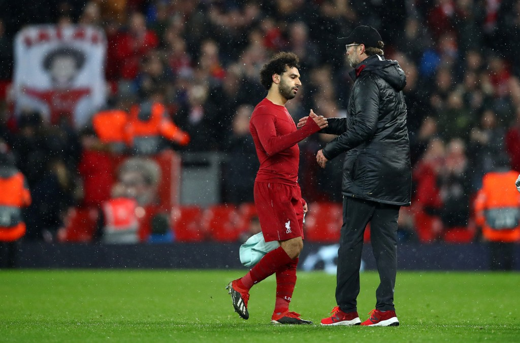 Crucial to Liverpool's fortunes on Sunday. (Picture Courtesy - AFP/Getty Images)