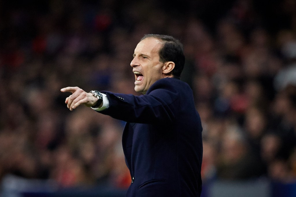 Allegri will leave Juventus at the end of the season (Photo by Gonzalo Arroyo Moreno/Getty Images)