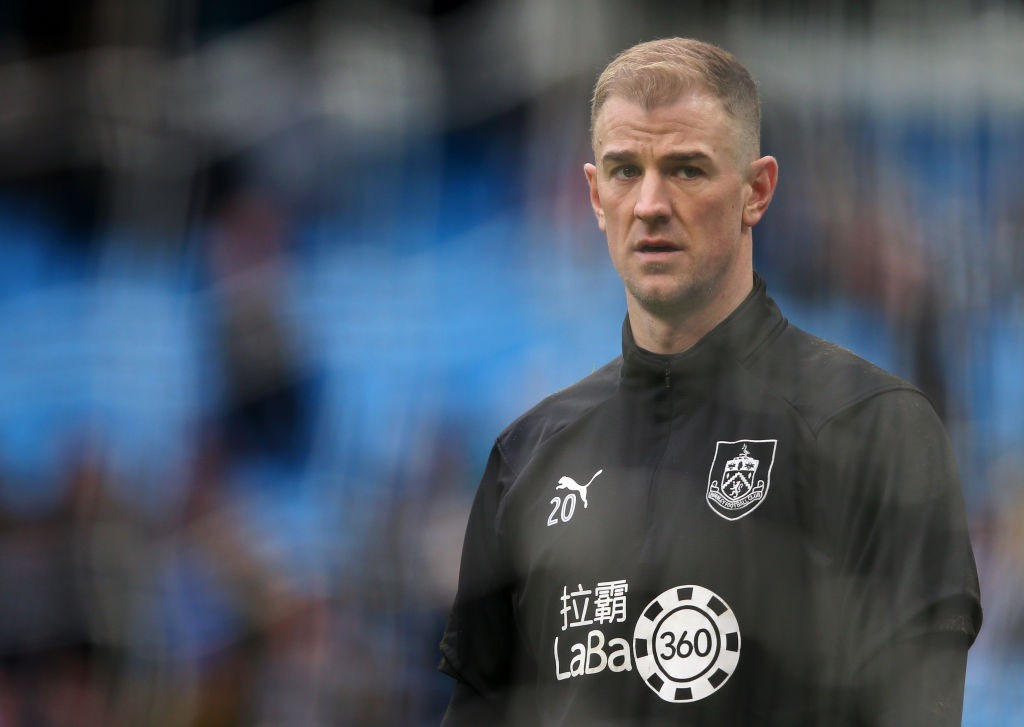 Another masterful performance in the waiting for Joe Hart? (Photo courtesy: AFP/Getty)