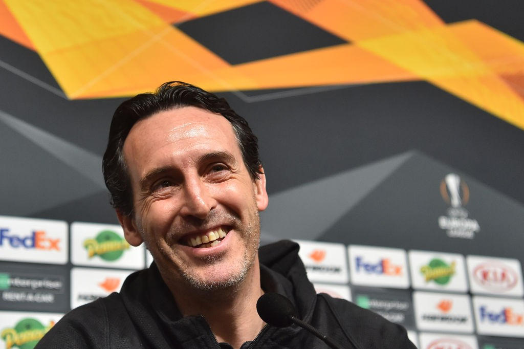 Unai Emery replaced Javier Calleja as Villarreal manager (Photo by LOIC VENANCE/AFP/Getty Images)