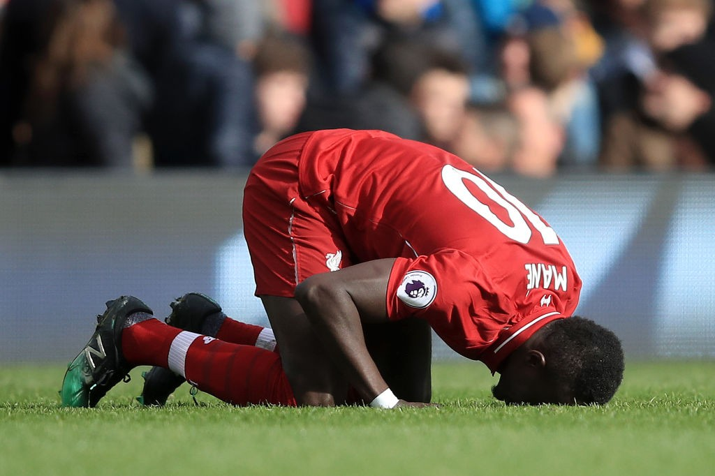 Sadio Mane scoredhis 20th goal in all competition against Fulham. (Photo courtesy: AFP/Getty)