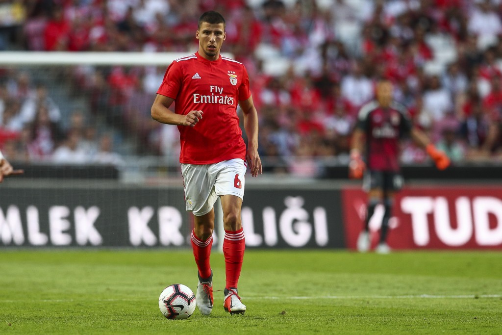 Ruben Dias has a long list of admirers across Europe (Photo by Carlos Rodrigues/Getty Images)