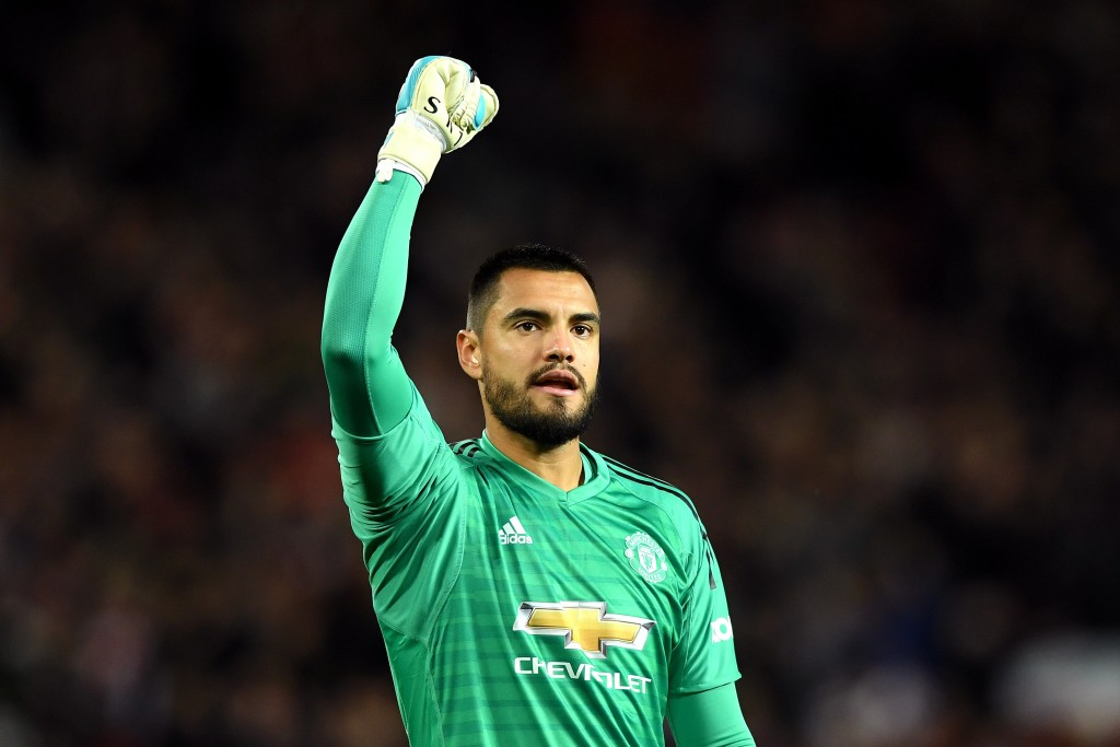 Will Romero raise his hand and step up yet again? (Photo by Gareth Copley/Getty Images)